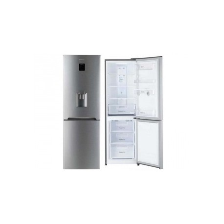 frigo combi daewoo inox rn 360dpt. Black Bedroom Furniture Sets. Home Design Ideas